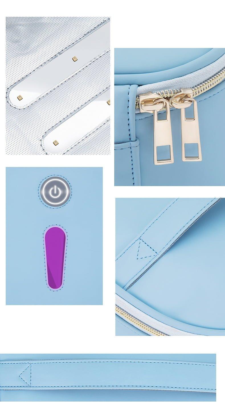 Details of QooSar UV Sterilizer Bag